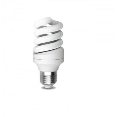 Úsporná žárovka Mini Spiral E14 15W 2700K