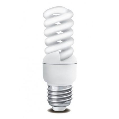 Úsporná žárovka Micro Spiral E27 10W 2700K