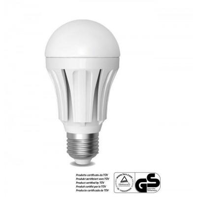 LED žárovka E27 7W 6400K