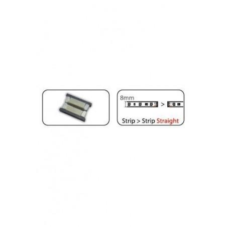 Spojka LED pásek 8mm přímá pro řadu LL-35...