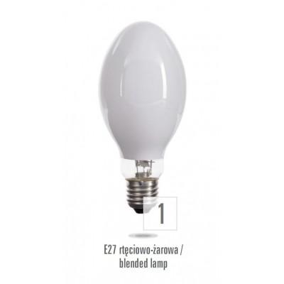 LAMP HG-E  400W