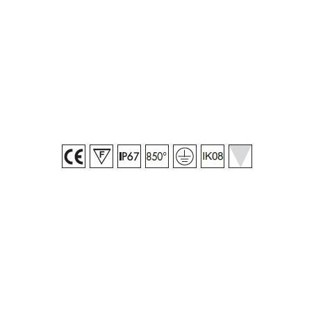 7055-LED/Q  MAXI-INCAS-LED   (kompletní)