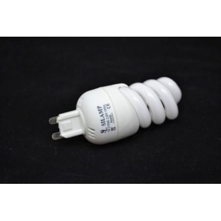 Úsporná žárovka Micro spirála G9 230V 11W 2700°K
