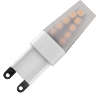 LED G9 16x54mm 160Lm 2W 2700K 827 360° AC 230V matná není stmívatelná Blister