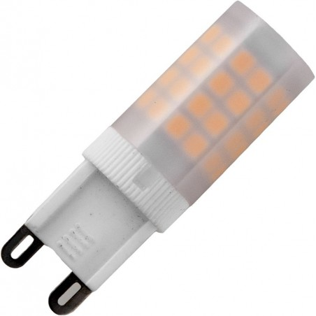 LED G9 16x50mm 250Lm 3W 2700K 827 360° AC 230V stmívatelná matná BL