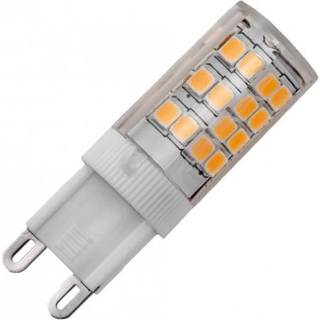 LED G9 16x50mm 350Lm 3,5W 2700K 827 360° AC 230V Triac-stmívatelná  čirá BL