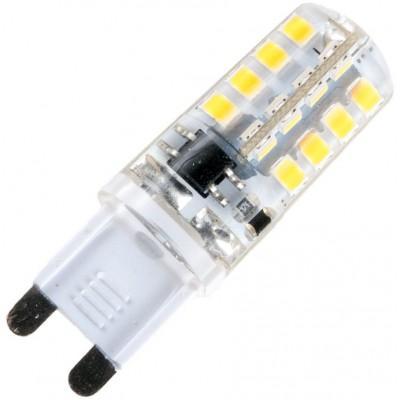 LED G9 16x51mm 200Lm 3W 2700-2900K 360° AC 230V stmívatelná