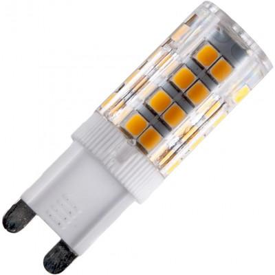 LED G9 16x50mm 300Lm 3.5W 2700K-2900K  360° AC 230V stmívatelná  čirá