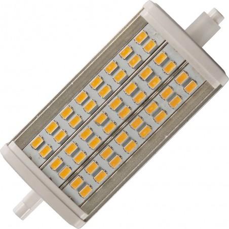 LED R7s 118x45x40mm 1100Lm 14W 3000K 830 180° AC 85-265V  čirá stmívatelná