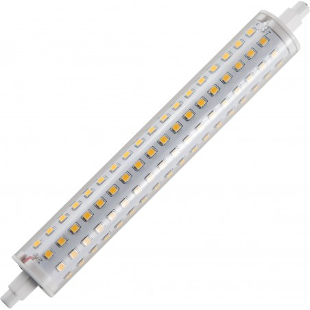 LED R7s Ø25x189mm 1500Lm 15W 3000K 830 360° AC 85-265V  čirá není stmívatelná