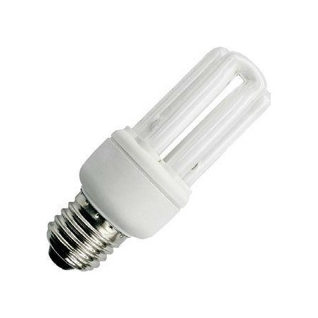 CFL E27 3U Sticks 230V 9W 38x108 510Lm 2700K 10.000h