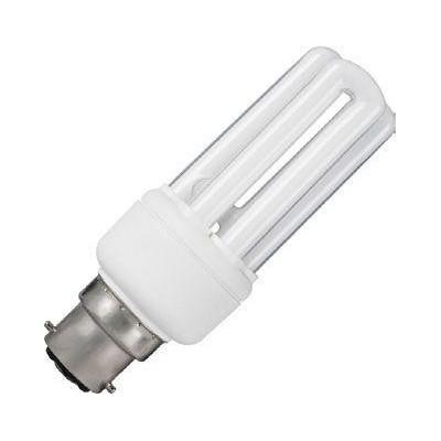 CFL B22 3U Sticks 230V 23W 46x161 1380Lm 2700K 10.000h