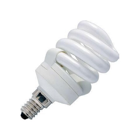 CFL E14 T3 spirála 230V 5W 47x81 290Lm 2700K 10.000h