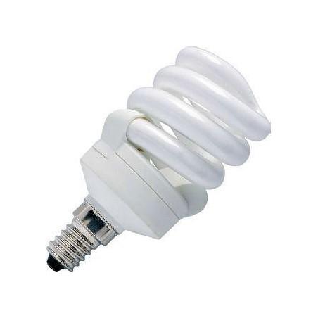 CFL E14 T3 spirála 230V 9W 47x96 540Lm 2700K 10.000h