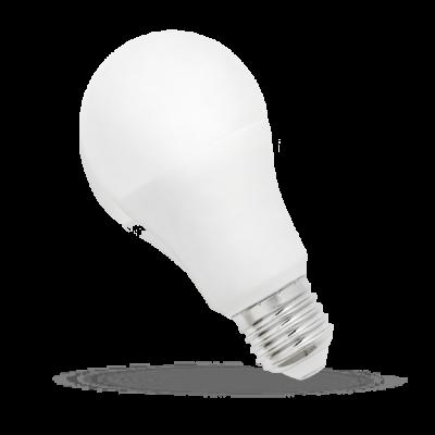 LED GLS (klasický tvar) E-27 230V 13W 1400 lm studená bílá 6000K (bílé světlo)
