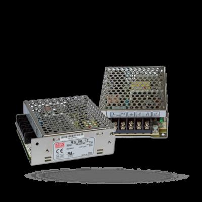 Napájení LED 12V 4,2A 50W IP20 RS-50 MEANWELL