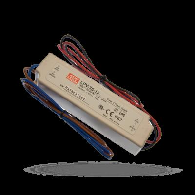 Miniaturní napájení 700mA 6-25V 18W LPHC-18-700 MEANWELL