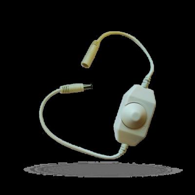 LED manuální stmívač 12V 2A 1CH - k LED páskům