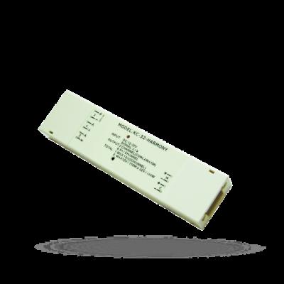 WW/CW MIX Ovladač 12V 160W-receiver-k LED páskům