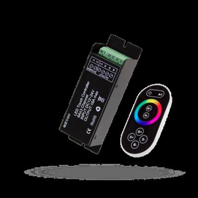 RGB Ovladač PLAY MINI II s dálkovým ovladačem-k LED páskům