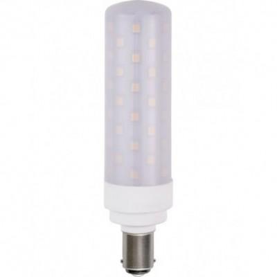 LED Ba15D Tube T29x118mm 230V 850Lm 8W 3000K 930 360° AC/DC opál stmívatelná