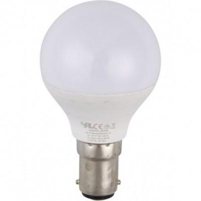 LED Ba15d Ball G45x80mm 12-60V 250Lm 3W 3000K 830 160° DC není stmívatelná