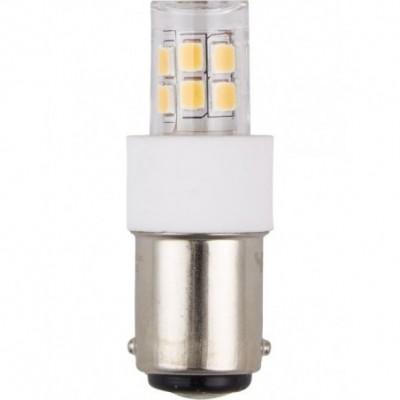 LED Ba15d Tube T17x47 230V 250Lm 2.5W 827 AC čirá není stmívatelná