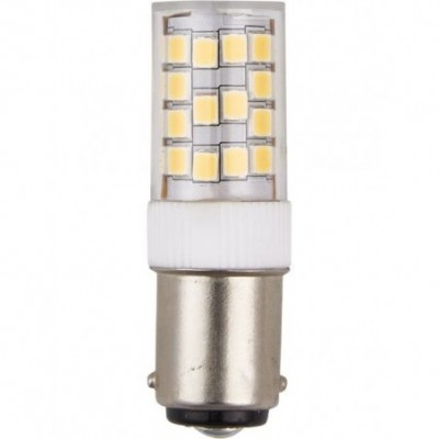 LED Ba15d Tube T17x52 230V 350Lm 3.5W 830 AC Clear Triac-Dim
